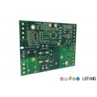 ENIG Surface Copper Clad Printed Circuit Board 4 Layers With ISO9001 Certification Manufactures