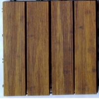 DIY Outdoor Bamboo Decking Tiles Manufactures