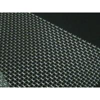 Quality Durable Stainless Steel Woven Wire Mesh , Stainless Steel Window Screen Mesh for sale