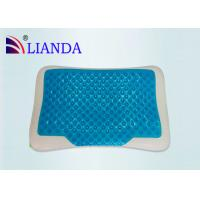 Fashionable Breathable Comfort Revolution Cooling Bed Silicone Gel Pillow with sleep experience Manufactures