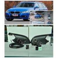 HD Camera 360 AVM-Night Vision Panoramic Car Backup Camera Systems For BMW X3, Bird View System Manufactures