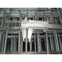 WM01 Concrete reinforcement welded mesh panels Manufactures