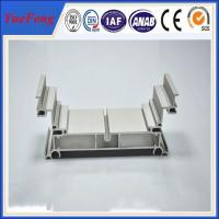 Quality 6000 series alloyed aluminum profile factory price / aluminum profile with for sale