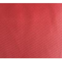 Quality Plain Dyed Polyester Spandex Blend Fabric , 210D Lightweight Knit Fabric for sale