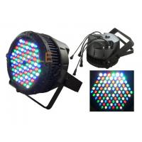 Dmx Pro Led Par Can Lights Led Stage Light 90*3w Rgbw High Brightness Manufactures