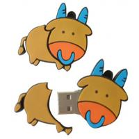 China promotional gift cartoon silicon power download usb driver 2.0 /1GB 2GB 4GB 8GB 16GB 32GB on sale