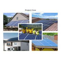 Home Solar Power Smart Power Application Roof Mounting System Residential Manufactures