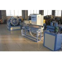 China PVC Plastic Plastic Pipe Extrusion Line PVC Reinforced Tube Extrusion Machine on sale