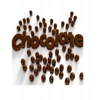 China White/ black chocolate covered strawberry chips new products on sale
