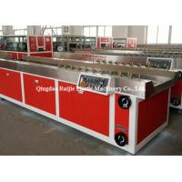 Indoor Integrated Wall Panel Machine Wood Plastic Composites WPC Material Manufactures