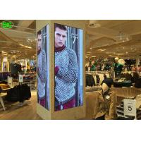 TV Full Color Outdoor Advertising Led Display Background Screen Indoor 3mm Pitch Manufactures