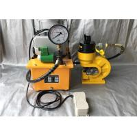 Buy cheap Manual 10x150 mm CNC Busbar Punching Machine For Steel Copper And Aluminum from wholesalers