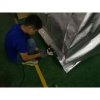Cubic Foil Insulated Box Liners ISO 9001 Certification For Caution Product Manufactures