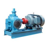 Single Stage Vertical Upwards Hot Oil Pumps , Oil Fluid Pump Industry Manufactures