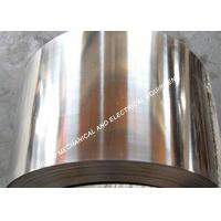 1050 O Aluminium Foil Strip 60mm Width 0.1mm Thickness For Shielding Parts Manufactures