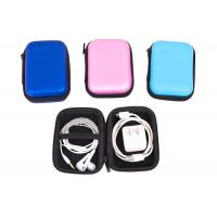 Home Office Multi Function Earphone Carry Case With Print / Hang Tag Logo Manufactures