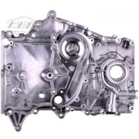 China 11310-75060 Engine parts oil pump timing gear chamber cover FOR TOYOTA HILUX VIGO 2TR on sale