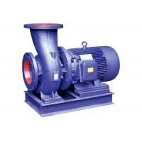 Pipeline Centrifugal Water Pump Energy Saving , Water Supply Booster Pump Manufactures