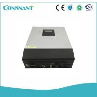 China 48VDC Solar Panel Inverter Pure Sine Wave With Charger , 4 / 5KW Solar System Inverter on sale
