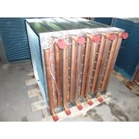 Air Conditioning System 3.1MPa Aluminium Fin Copper Tube Heat Exchanger With Customized Manufactures