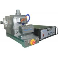 High Efficiency Ultrasonic Metal Tube Sealing Machine For Copper Or Aluminum Tubes Manufactures