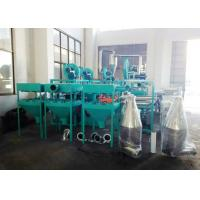 High Output Plastic Scrap Grinder Machine For Pipe Abrasion Resistance 37kw Manufactures