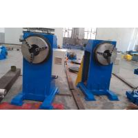 China Electric Rotating Welding Table , Benchtop Welding Positioners on sale