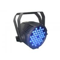 Quality Professional Outdoor LED Par 48 x 3w Multi Color Lighting Par 64 Lights For for sale