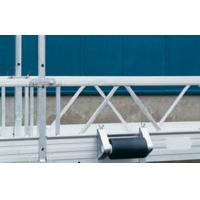 Professional Safe Lock Suspended Access Platform with Electrical Driven Climbing Manufactures
