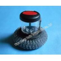 Soap-Dispensing Pot Scrubber Manufactures
