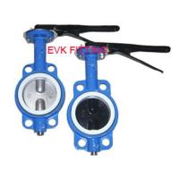 Wafer butterfly valve(Slim disc) Manufactures