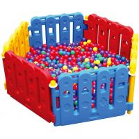 China eco friendly children plastic ball pool baby ball pit with best reputation on sale