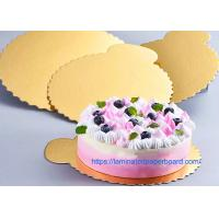 Food Grade White Board With Aluminium Foil For Cake Board/Christmas Decoration Manufactures