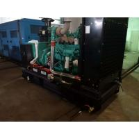 Emergency Power Open Diesel Generator Water Cooled Electric Starting CE Approved Manufactures