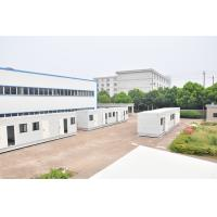 100% Finished Prefab Modular Homes For Office , For Bedroom Manufactures