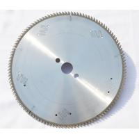 TCT Circular Saw Blades For Wood Cutting / Aluminum Profile Cutting Manufactures