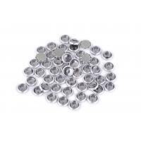 Strong Glue Rimmed Rhinestones For Garment Nail Art / Shoes / Dresses Manufactures