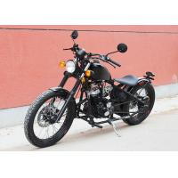 Smart Shape Bobber Style Motorcycle , 250 Bobber Motorcycle With Free Tool Kits Manufactures