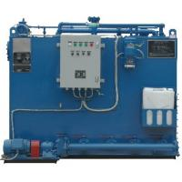 China 440V 3.9KW Package Sewage Treatment Plants  , Sewage Treatment Plant For Ships on sale