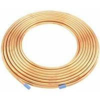 Light weight 0.30mm Wall Heat exchanger Refrigeration Copper Tubes for vent piping Manufactures