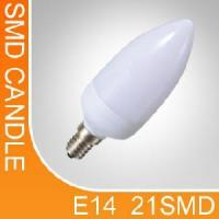 LED Candle Bulb 21SMD Manufactures