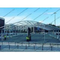 Customized Made Wedding Celebration Large Party Tents With Glass Sidewalls Manufactures