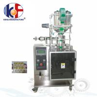 Automatic honey stick packing machine for paste sachet packing machine Manufactures