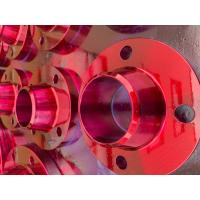 Buy cheap Compact Design Steel Flanges 1/2 Inch - 48 Inch And 150# To 2500# YUHONG from wholesalers