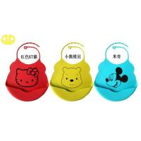 Cartoon Design Safety Silicone Baby Products Low Temperature Resistant for sale