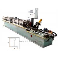 Power 8.5kw Wall Angle Roll Forming Machine 50-60HZ Frequency 2 Years Warranty Manufactures