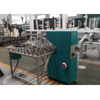 Abrasive Belt Glass Edge Grinding Machine Stainless Steel Easy Maintain Manufactures