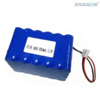 Lithium Ion Polymer 12v Battery Packs , 12v Rechargeable Li Ion Battery Manufactures