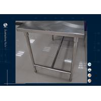 Hospital School Science Lab Desks , Metal Lab Tables Working Bench For Testing Manufactures