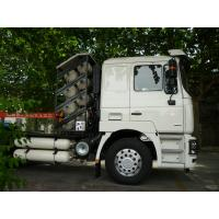 CrMo Steel CNG Tanks for Trucks / Heavy Duty Vehicle Fuel Storage  145L - 200L Manufactures
